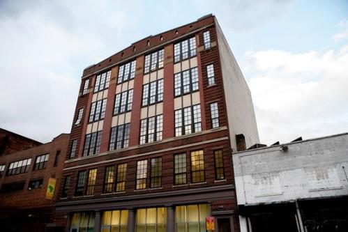 BAM Architecture Studio - Harlem Biotech Exterior
