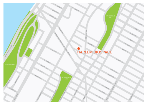 Map - West Harlem Biospace