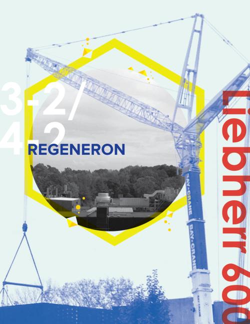 Regeneron Crane Lift