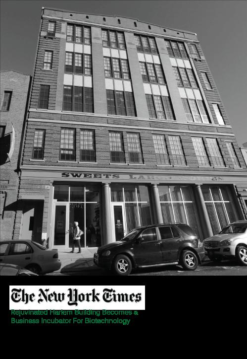 Harlem Biosapce New York Times_2