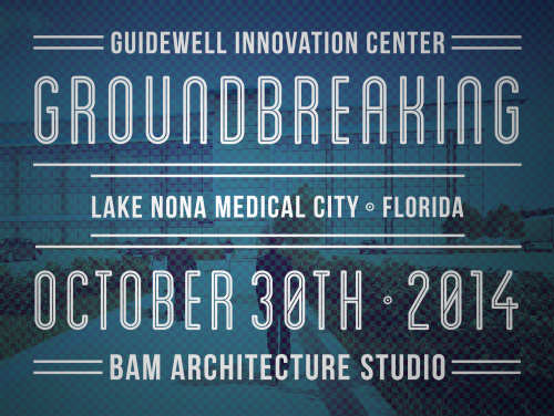 Lake Nona GuideWell Groundbreaking