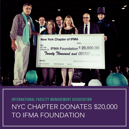 IFMA Donation
