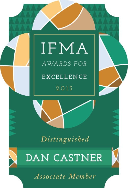 Dan Castner IFMA Awards
